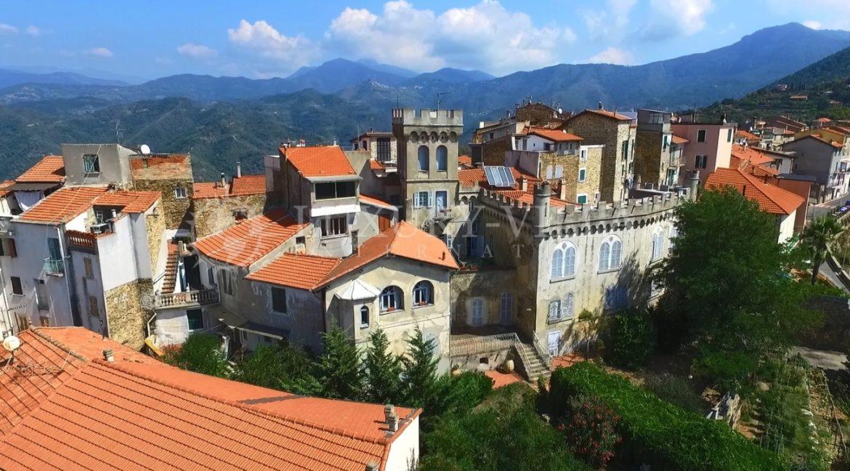 Castello in vendita a Perinaldo,centro storico,Liguria,Italy (1)