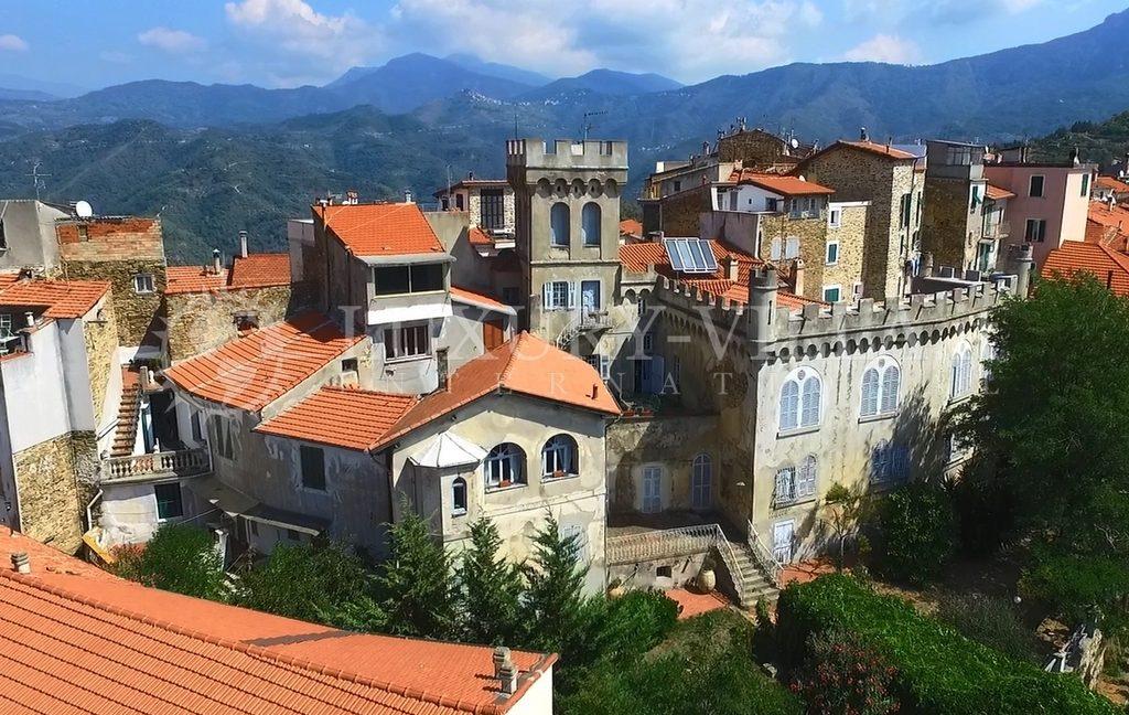 Castello in vendita a Perinaldo,centro storico,Liguria,Italy (21)