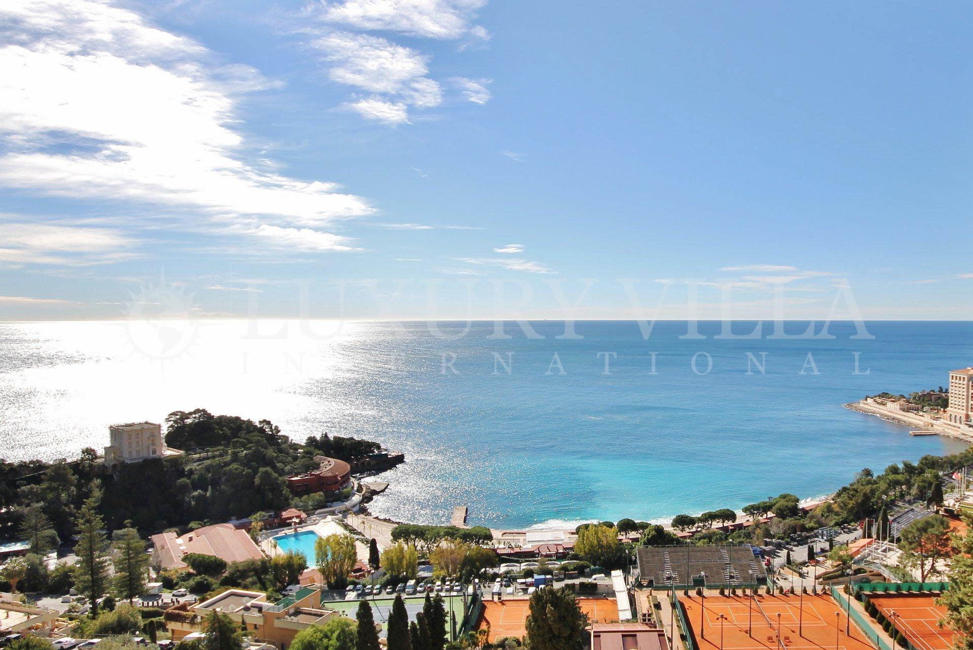 Attico a Roquebrune, Cap Martin