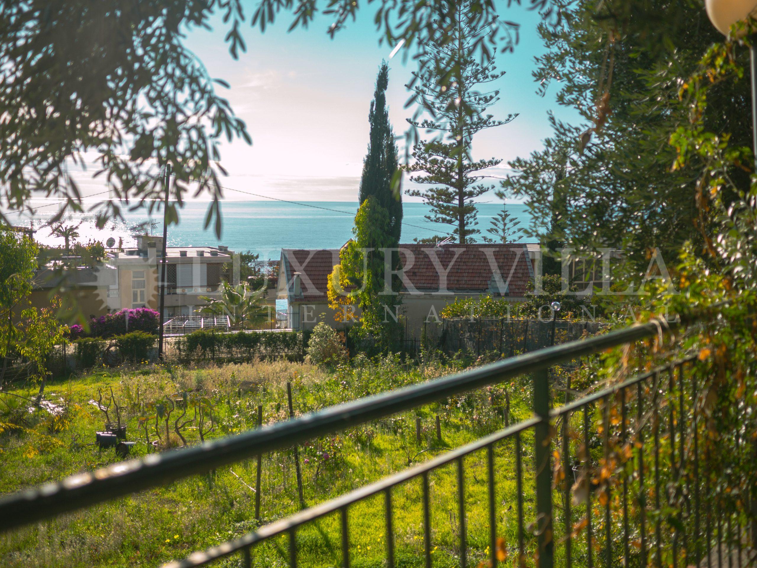 Villa a Sanremo
